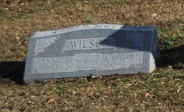 WILSON, CHARLES H - Pike County, Missouri | CHARLES H WILSON - Missouri Gravestone Photos