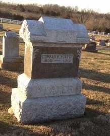 YEATER, CONRAD P - Pike County, Missouri | CONRAD P YEATER - Missouri Gravestone Photos