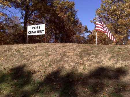 *ROSS, CEMETERY - Scott County, Missouri | CEMETERY *ROSS - Missouri Gravestone Photos
