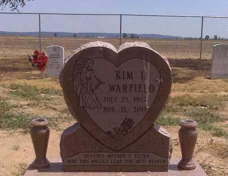 WARFIELD, KIM L - Scott County, Missouri | KIM L WARFIELD - Missouri Gravestone Photos