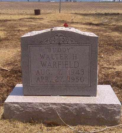 "WARFIELD, WALTER H ""BUDDY"" - Scott County, Missouri | WALTER H ""BUDDY"" WARFIELD - Missouri Gravestone Photos"