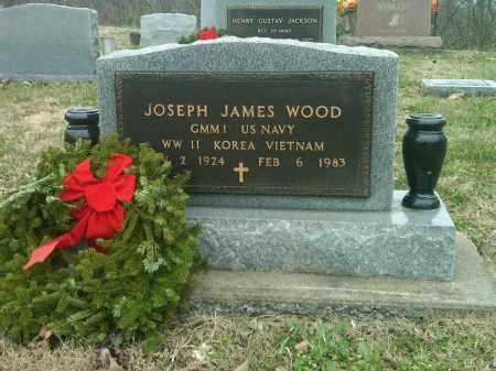 WOOD (VETERAN 3 WARS), JOSEPH JAMES - Scott County, Missouri   JOSEPH JAMES WOOD (VETERAN 3 WARS) - Missouri Gravestone Photos