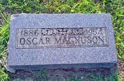 MAGNUSON, OSCAR R. - St. Clair County, Missouri | OSCAR R. MAGNUSON - Missouri Gravestone Photos