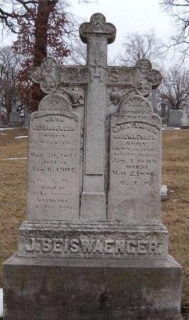 GENOVEFA BEISWAENGER, MARIA - St. Louis City County, Missouri | MARIA GENOVEFA BEISWAENGER - Missouri Gravestone Photos