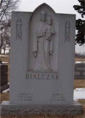 BIALCZAK, STANLEY J - St. Louis City County, Missouri | STANLEY J BIALCZAK - Missouri Gravestone Photos