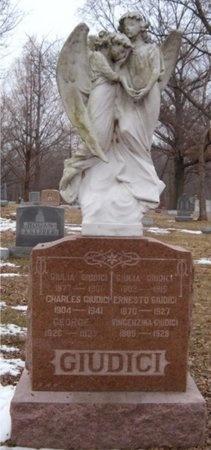 GIUDICI, VINGENZINA - St. Louis City County, Missouri | VINGENZINA GIUDICI - Missouri Gravestone Photos