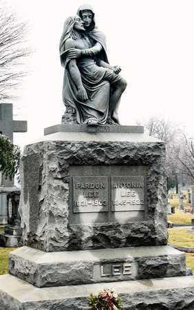 LEE, PARDON - St. Louis City County, Missouri   PARDON LEE - Missouri Gravestone Photos