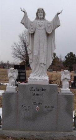 ORLANDO, TEOFIL - St. Louis City County, Missouri | TEOFIL ORLANDO - Missouri Gravestone Photos
