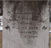 STOLTEBENN, JOSEPH (CLOSE UP) - St. Louis City County, Missouri | JOSEPH (CLOSE UP) STOLTEBENN - Missouri Gravestone Photos