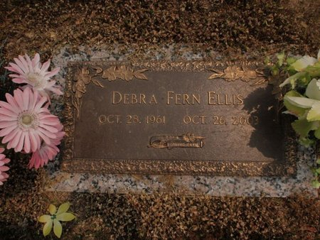 ELLIS, DEBRA FERN - Stone County, Missouri | DEBRA FERN ELLIS - Missouri Gravestone Photos