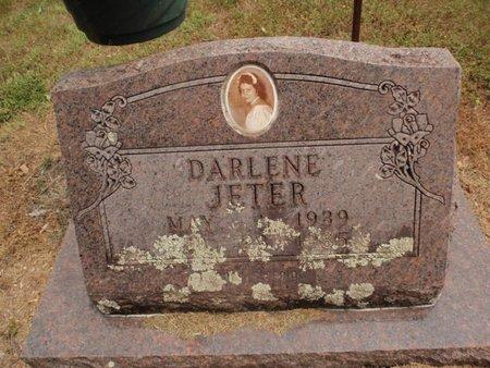 JETER, DARLENE - Stone County, Missouri | DARLENE JETER - Missouri Gravestone Photos