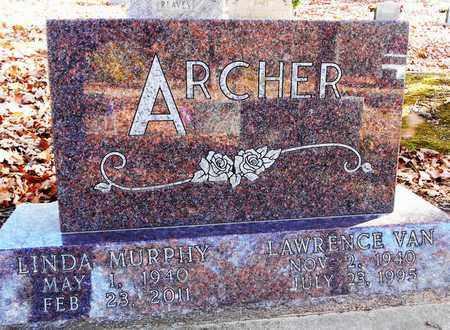 ARCHER, LAWRENCE VAN - Texas County, Missouri | LAWRENCE VAN ARCHER - Missouri Gravestone Photos
