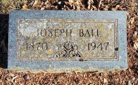 BALL, JOSEPH - Texas County, Missouri | JOSEPH BALL - Missouri Gravestone Photos