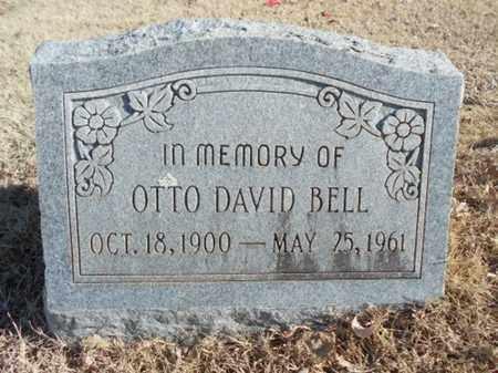 BELL, OTTO DAVID - Texas County, Missouri | OTTO DAVID BELL - Missouri Gravestone Photos