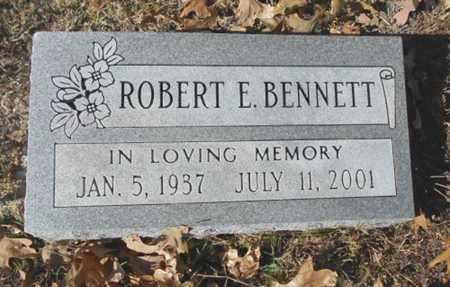 BENNETT, ROBERT E. - Texas County, Missouri   ROBERT E. BENNETT - Missouri Gravestone Photos