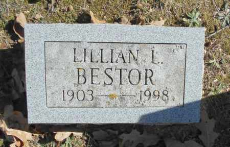 BESTOR, LILLIAN L. - Texas County, Missouri | LILLIAN L. BESTOR - Missouri Gravestone Photos