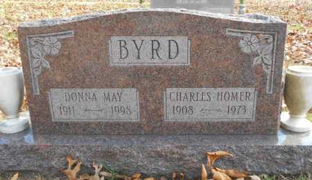 BYRD, CHARLES HOMER - Texas County, Missouri | CHARLES HOMER BYRD - Missouri Gravestone Photos