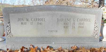 CARROLL, DARLENE G. - Texas County, Missouri | DARLENE G. CARROLL - Missouri Gravestone Photos