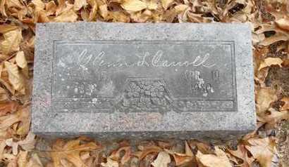 CARROLL, GLEN L. - Texas County, Missouri | GLEN L. CARROLL - Missouri Gravestone Photos