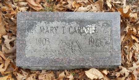 CARROLL, MARY THELMA - Texas County, Missouri | MARY THELMA CARROLL - Missouri Gravestone Photos