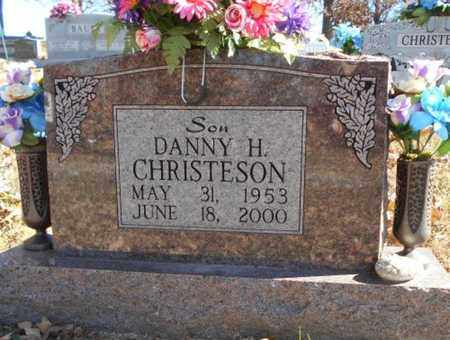 CHRISTESON, DANNY H. - Texas County, Missouri | DANNY H. CHRISTESON - Missouri Gravestone Photos