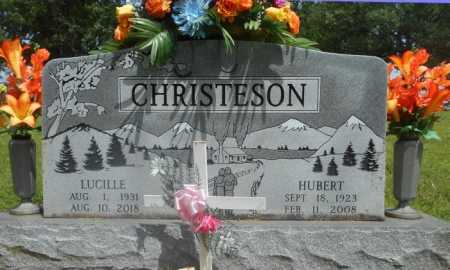 CHRISTESON, HUBERT - Texas County, Missouri | HUBERT CHRISTESON - Missouri Gravestone Photos