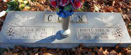 COEN, ROBERT VERN SR - Texas County, Missouri   ROBERT VERN SR COEN - Missouri Gravestone Photos