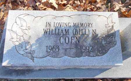 "COEN, WILLIAM N. ""BILL"" - Texas County, Missouri | WILLIAM N. ""BILL"" COEN - Missouri Gravestone Photos"