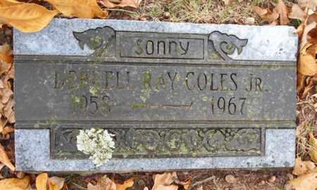COLES, DERRELL RAY JR - Texas County, Missouri | DERRELL RAY JR COLES - Missouri Gravestone Photos