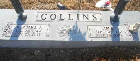 COLLINS, AMIL - Texas County, Missouri | AMIL COLLINS - Missouri Gravestone Photos