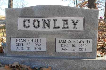HILL CONLEY, JOAN - Texas County, Missouri | JOAN HILL CONLEY - Missouri Gravestone Photos