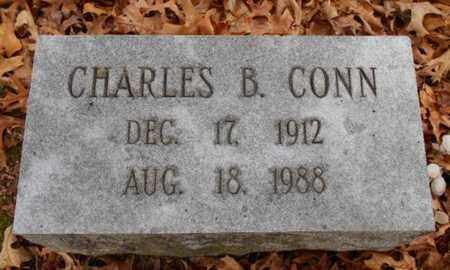 CONN, CHARLES B. - Texas County, Missouri   CHARLES B. CONN - Missouri Gravestone Photos