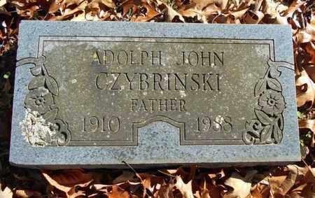 CZYBRINSKI, ADOLPH JOHN - Texas County, Missouri   ADOLPH JOHN CZYBRINSKI - Missouri Gravestone Photos