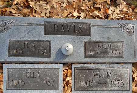 DAVIS, WILLIAM M. - Texas County, Missouri | WILLIAM M. DAVIS - Missouri Gravestone Photos