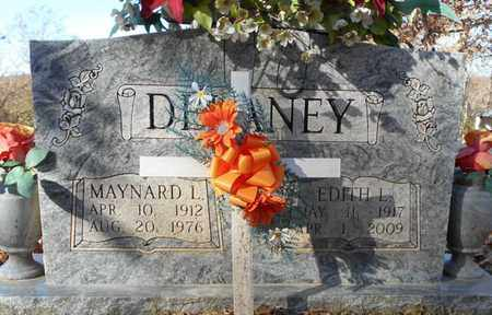 DELANEY, EDITH L. - Texas County, Missouri | EDITH L. DELANEY - Missouri Gravestone Photos