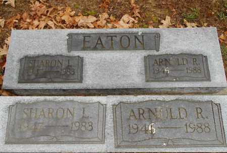 EATON, ARNOLD R. - Texas County, Missouri | ARNOLD R. EATON - Missouri Gravestone Photos