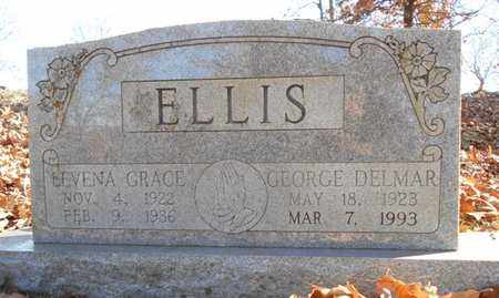 ELLIS, LEVENA GRACE - Texas County, Missouri | LEVENA GRACE ELLIS - Missouri Gravestone Photos