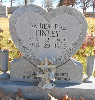 FINLEY, AMBER RAE - Texas County, Missouri | AMBER RAE FINLEY - Missouri Gravestone Photos