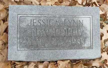 FLAGEOLLE, JESSICA LYNN - Texas County, Missouri   JESSICA LYNN FLAGEOLLE - Missouri Gravestone Photos