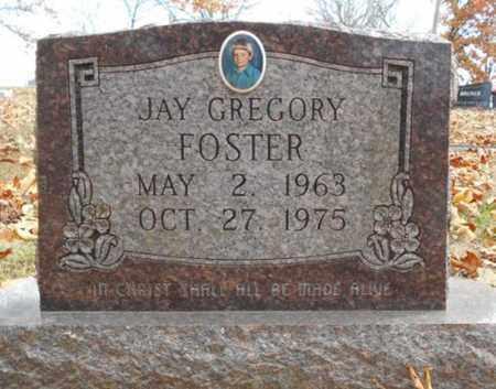 FOSTER, JAY GREGORY - Texas County, Missouri   JAY GREGORY FOSTER - Missouri Gravestone Photos