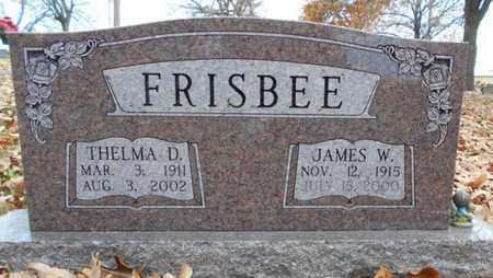 FRISBEE, THELMA DEAN - Texas County, Missouri | THELMA DEAN FRISBEE - Missouri Gravestone Photos