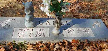 GAMEL, NORVIL LEE - Texas County, Missouri | NORVIL LEE GAMEL - Missouri Gravestone Photos
