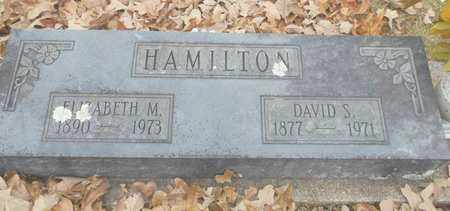 HAMILTON, DAVID S. - Texas County, Missouri | DAVID S. HAMILTON - Missouri Gravestone Photos