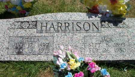 "HARRISON, JERRY JACKSON ""JACK"" - Texas County, Missouri 