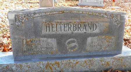 POTTER HELTERBRAND, MARJORIE ALTHEA - Texas County, Missouri | MARJORIE ALTHEA POTTER HELTERBRAND - Missouri Gravestone Photos
