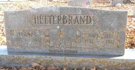 "HELTERBRAND, JOHN WILLIAM ""BILL"" - Texas County, Missouri 