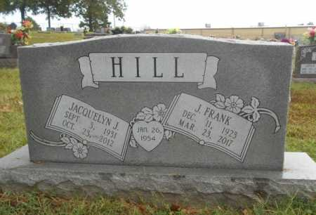 HILL, JACQUELYN J. - Texas County, Missouri | JACQUELYN J. HILL - Missouri Gravestone Photos
