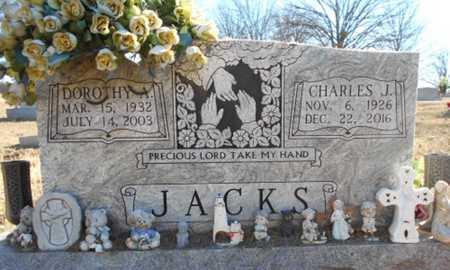 JACKS, DOROTHY A. - Texas County, Missouri | DOROTHY A. JACKS - Missouri Gravestone Photos