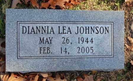 JOHNSON, DIANNIA LEA - Texas County, Missouri | DIANNIA LEA JOHNSON - Missouri Gravestone Photos
