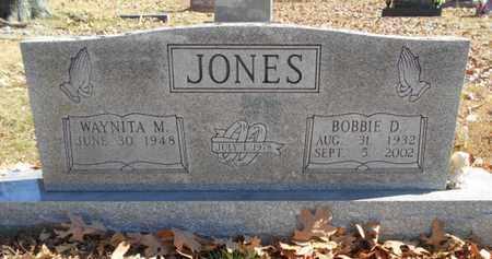 JONES, BOBBIE DARRELL - Texas County, Missouri | BOBBIE DARRELL JONES - Missouri Gravestone Photos